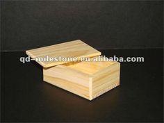 Pour décorerinachevée petites boîtes d'artisanat en bois avec couvercle glisser-Caisses d'emballage-Id du produit:600330568-french.alibaba.com