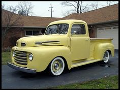 1948 Ford F1 Pickup  350/300 HP, Automatic