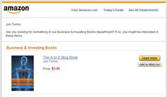 My new book made the Amazon Daily Deals list today! Click on https://www.createspace.com/4295924 for the print version or http://www.amazon.com/dp/B00CZN4BA0 for the ebook.