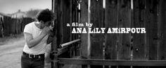 """Una chica vuelve a casa sola de noche, A Girl Walks Home Alone at Night, 2014, Ana Lily Amirpour -   """"Idiotas y gente rica son los únicos que piensan que las cosas pueden cambiar."""""""