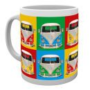 GB Eye Posters VW Camper Colours Photo Mug MG0036 A 10oz ceramic mug featuring Volkswagen™s camper van. All our mugs come housed in polystyrene cubes to prevent damage or chipping and are printed using high resolution images and using heat resistant  http://www.MightGet.com/january-2017-11/gb-eye-posters-vw-camper-colours-photo-mug-mg0036.asp