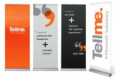 trade show banner design' Pull Up Banner Design, Standing Banner Design, Bunting Design, Rollup Banner, Tradeshow Banner Design, Rollup Design, Exhibition Banners, Street Banners, Web Banners