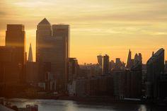 Love London #london #skyline #sunset