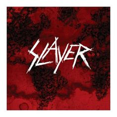 "L'album degli #Slayer intitolato ""World painted blood""."