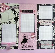 Pages de scrapbook de 8 x 8 20 spéciales personnalisées U choisir le thème