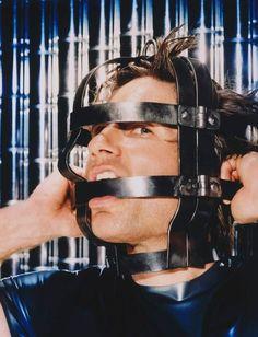 David LaChapelle's photoshoot of David Duchovny and Gillian Anderson in the are wild David Lachapelle, Gillian Anderson David Duchovny, X Files, Best Photo Poses, Dana Scully, Annie Leibovitz, Studio Portraits, Bored Panda, Bad Boys
