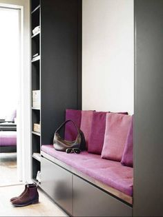 Modern Entryway by decorology, via Flickr