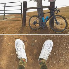 Black bikes, white shoes, camo socks, and blue CBC bottles. looking good on the golden coast. Golden Coast, White Shoes, Converse Chuck Taylor, Camo, High Top Sneakers, Cycling, Bottles, Bicycle, Socks