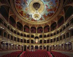 Hungarian Opera House - Magyar Allami Operaház, Budapest