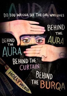 The Girl Behind The Burqa by Helen Green Lucas David, Helen Green, Isabella Blow, The Fame Monster, I Love You Drawings, Jazz Art, You Better Work, A Star Is Born, Close To My Heart
