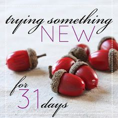 in keeping with all things new this month, and since several of you asked about my little acorns, i decided to share a new tutorial with you. Christmas Gift Decorations, Christmas Ornaments To Make, Christmas Tree Themes, Homemade Christmas, Christmas Diy, Holiday Decor, Acorn Crafts, Pine Cone Crafts, Nature Crafts