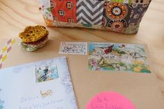 Snail mails to our friends :)