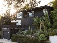 New on the Block: The Little Black House - The New York Times