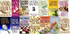 Love all Sandra Brown Books