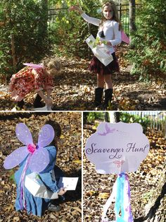 Nature Inspired Woodland Fairy Birthday Party