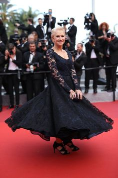 Pin for Later: Seht all' die traumhaften Roben beim Filmfest in Cannes Tag 8: Helen Mirren