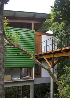 Casa entre rvores, Florianopolis, Somazero Arquitetura e urbanismo