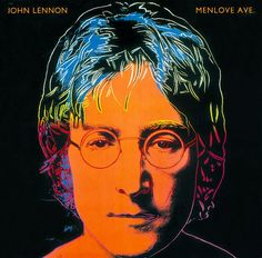 "Record Sleeve Design by Andy Warhol. john Lennon's 1986 album ""Menlove Ave"" is probably the best known of his recordings that use Andy Warhol's art. But there are some others and one, in particular, that has not previously been recognized. John Lennon Albums, Cover Art, Lp Cover, Art Andy Warhol, John Lenon, Pop Art, Rock And Roll, James Rosenquist, Festivals"