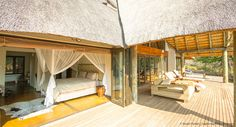 The Rhino River Lodge Homestead - Luxury Safari Lodge in Zululand, South Africa