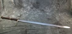 Fully funcional custom swords with high carbon steel blades