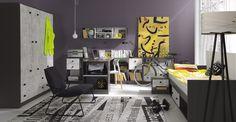 Sypialnia młodzieżowa Tommy   JUREK   zestawy młodzieżowe   2 272,00 zł - sklep meblowy Meble BIK