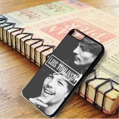 Louis Tomlinson Smiley Singer One Direction iPhone 6 | iPhone 6S Case