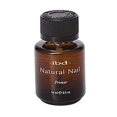IBD Natural Nail Primer is the strongest nail primer on the market