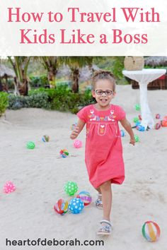 Want to explore new places, but nervous aboutthe thought of traveling with children? Here is how one mom decided to embrace the moment and travel with kids. You can have fun on a vacation as a family!
