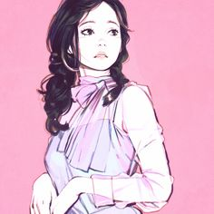 ღThe Woman İllustrationsღ  Pinterest: @BeyondLady
