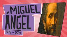 Miguel Ángel (Caprese, 1475 -- Roma, 1564) - Grandes Maestros del Arte -...
