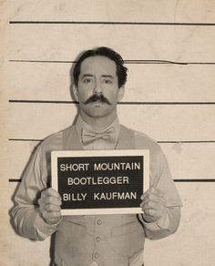 William Kaufman, our fearless leader.