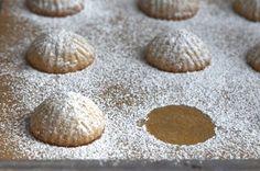 Lebanese Walnut Ma'moul Recipe, a holiday stress reliever