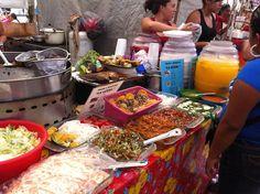 Food stand, Chapala, Jalisco