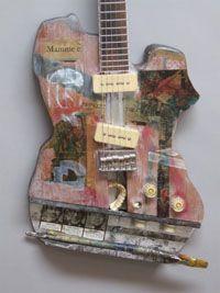 Art Guitars   Electric Guitar Manufacturers