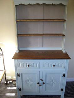 Vintage welsh dresser x