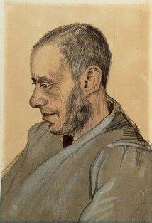 Van Gogh Museum - Portrait of Jozef Blok