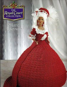 annie's attic fairy tale collection | Annie's Attic Marie Antoinette Royal Court Collection Doll Dress ...