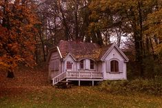 Swedish dream home.