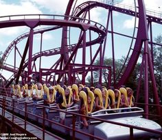 Iron Wolf, Six Flags Great America