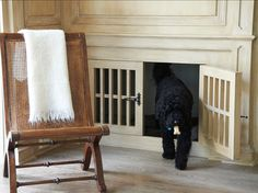 Dog House Ideas. Indoor dog house ideas. #Doghouses #Dog #Pets