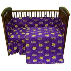 I think the baby needs this for his/her crib!  hehe
