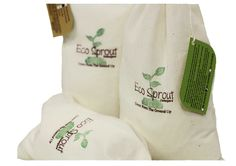 4.  Eco Sprout Detergent: Gets our cloth diapers clean! #clothdiapers #nopins