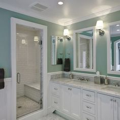 Traditional Bathroom Kids Bathroom Design, Pictures, Remodel, Decor and Ideas - page 5