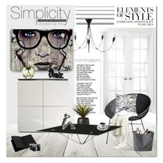 Elements of Style by cruzeirodotejo on Polyvore featuring interior, interiors, interior design, home, home decor, interior decorating, Bloomingville, Royal Velvet, iCanvas and Pillow Decor