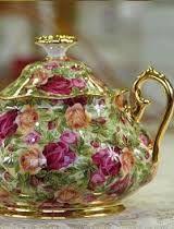 tazas porcelana inglesa