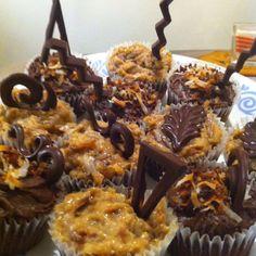 recipe: german chocolate cupcakes allrecipes [9]