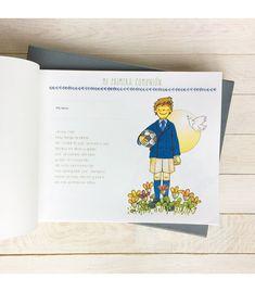 Libro de Comunión grande NIÑO