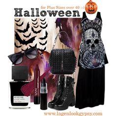 Plus Size Styling - Halloween