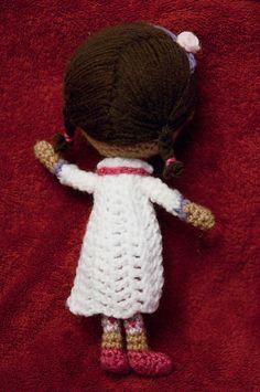 Doc Mcstuffins Amigurumi Crochet Pattern By Allison Mcdonough