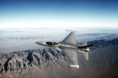 U.S. Air Force F-16 Fighting Falcons: Early Birds | Photos | Defense Media Network